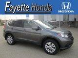2014 Polished Metal Metallic Honda CR-V EX AWD #117041789