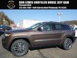 2017 Walnut Brown Metallic Jeep Grand Cherokee Limited 4x4 #117062947