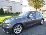 2014 Mineral Grey Metallic BMW 3 Series 328i xDrive Sedan #117063041