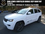 2017 Bright White Jeep Grand Cherokee Limited 75th Annivesary Edition 4x4 #117062751