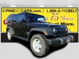 2017 Black Jeep Wrangler Unlimited Sport 4x4 #117091100
