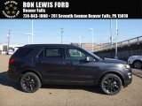2017 Smoked Quartz Ford Explorer XLT 4WD #117091166