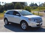 2014 Ingot Silver Ford Edge SEL #117091418