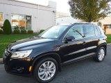 2011 Deep Black Metallic Volkswagen Tiguan SE 4Motion #117091583