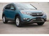 2016 Mountain Air Metallic Honda CR-V EX-L #117091224