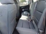 2017 Chevrolet Silverado 1500 LT Double Cab 4x4 Rear Seat