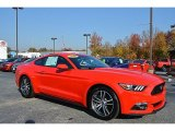 2016 Race Red Ford Mustang EcoBoost Coupe #117091203