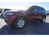 2017 Velvet Red Pearl Jeep Grand Cherokee Laredo #117091193