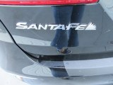 Hyundai Santa Fe Badges and Logos