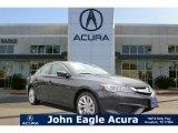 2017 Modern Steel Metallic Acura ILX Premium #117131447