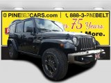 2017 Black Jeep Wrangler Unlimited Sahara 4x4 #117131435