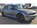 2004 Steel Blue Metallic BMW 3 Series 325i Sedan #117153682