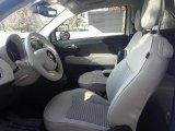 Fiat 500c Interiors