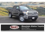 2017 Midnight Black Metallic Toyota Tundra SR5 CrewMax 4x4 #117177992