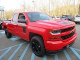 2017 Chevrolet Silverado 1500 Custom Double Cab 4x4 Data, Info and Specs