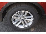 2017 Ford Explorer FWD Wheel