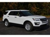 2017 Oxford White Ford Explorer FWD #117178211
