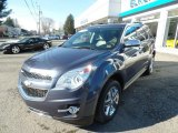 2014 Atlantis Blue Metallic Chevrolet Equinox LTZ AWD #117178038