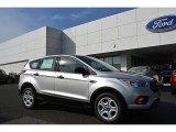 2017 Ingot Silver Ford Escape S #117178112