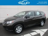 2014 Kona Coffee Metallic Honda CR-V LX AWD #117199933