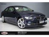 2009 Monaco Blue Metallic BMW 3 Series 335i Coupe #117199970