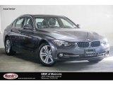 2017 Mineral Grey Metallic BMW 3 Series 330e iPerfomance Sedan #117204494