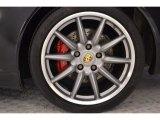 Porsche 911 2009 Wheels and Tires