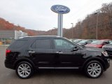2016 Shadow Black Ford Explorer Limited 4WD #117204479