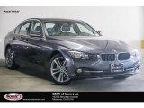 2017 Mineral Grey Metallic BMW 3 Series 330e iPerfomance Sedan #117204495