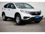 2016 White Diamond Pearl Honda CR-V LX AWD #117215857