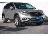 2016 Alabaster Silver Metallic Honda CR-V EX-L #117215848