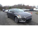 2017 Magnetic Ford Fusion SE AWD #117225453