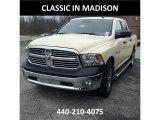 2017 Light Cream Ram 1500 Big Horn Crew Cab 4x4 #117228235