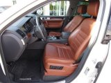 Volkswagen Touareg 2 Interiors