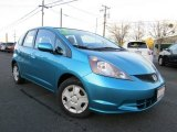 2013 Blue Raspberry Metallic Honda Fit  #117228223