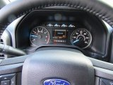 2017 Ford F150 XLT SuperCrew 4x4 Gauges