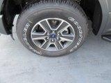 2017 Ford F150 XLT SuperCrew 4x4 Wheel