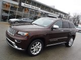 2014 Deep Auburn Pearl Jeep Grand Cherokee Summit 4x4 #117265493