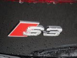 Audi S3 Badges and Logos