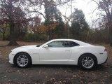 2014 Summit White Chevrolet Camaro LS Coupe #117265359