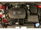 Volkswagen Golf SportWagen Engines