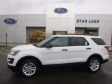 2017 Oxford White Ford Explorer 4WD #117265732