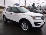 2017 Ford Explorer 4WD Front 3/4 View