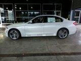 2017 Mineral White Metallic BMW 3 Series 330i xDrive Sedan #117265666