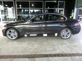 2017 Jatoba Brown Metallic BMW 3 Series 330i xDrive Sedan #117265665