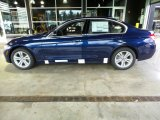 2017 Mediterranean Blue Metallic BMW 3 Series 330i xDrive Sedan #117265662