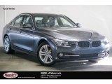 2017 Mineral Grey Metallic BMW 3 Series 330i Sedan #117265556
