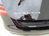 Toyota Avalon Badges and Logos