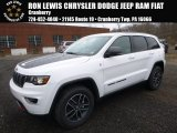 2017 Bright White Jeep Grand Cherokee Trailhawk 4x4 #117291143