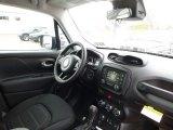 2017 Jeep Renegade Latitude 4x4 Dashboard
